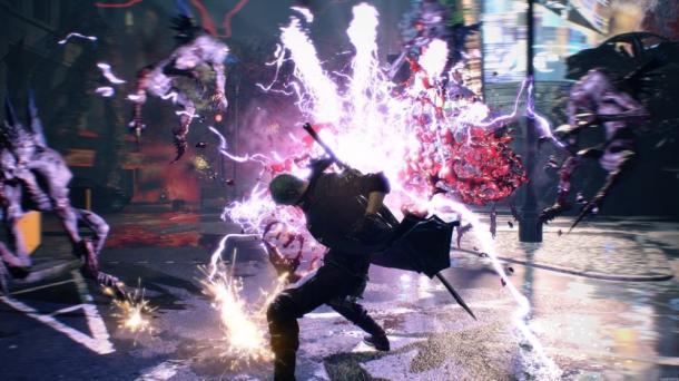 《鬼泣5》这款游戏相当棒 将超出玩家们的期望!