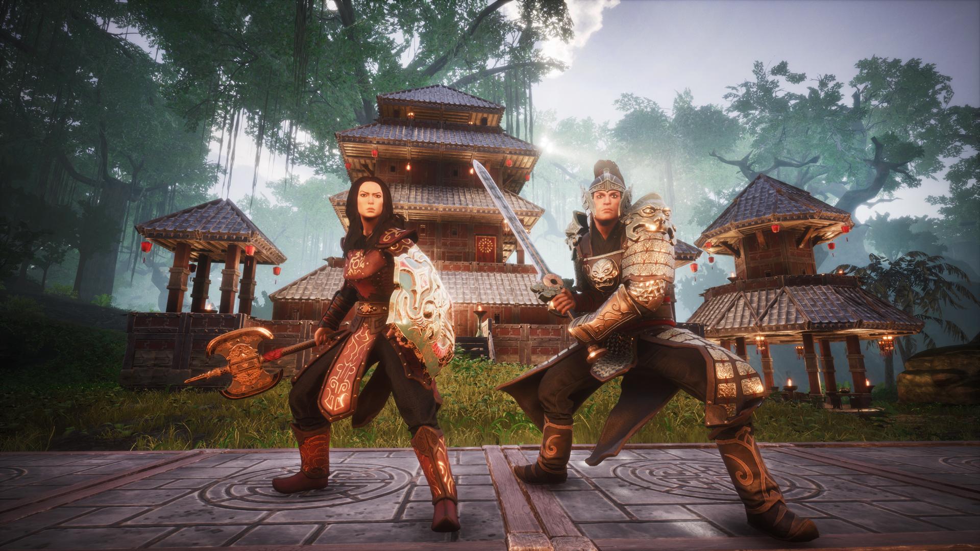 《流放者柯南》PC版大型更新延期 将于8月初发布