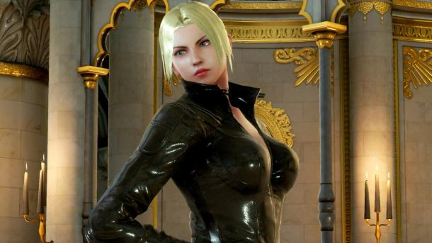 《铁拳7》全新免费更新5月31日放出 妹子乳量惊人