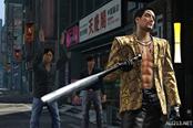 PlayStation 4《如龙3》本日发售 传说之龙终于以繁体中文版之姿回归!