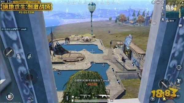 战场惊现摩天轮 大家猜测的游乐园来了