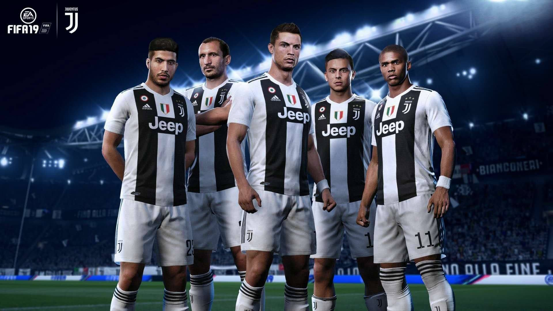FIFA 19圖片