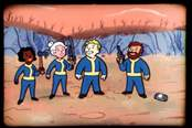 《辐射76》新动画曝多人合作与对抗内容