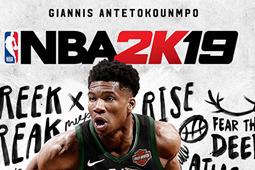 NBA 2K19圖片