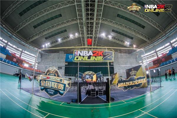 NBA2KOL2登�WeGame游�蛑�夜,全新模式大揭秘