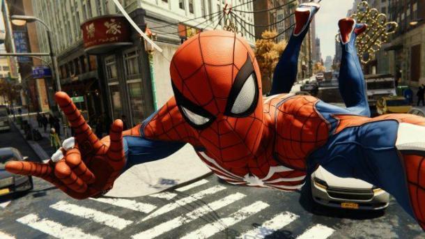 PS4《漫威蜘蛛侠》游戏内微博暗示工作室将发表新作