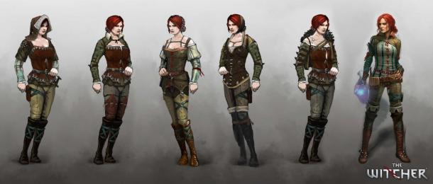 《巫师》系列11周年庆:首个活动是女神特莉丝