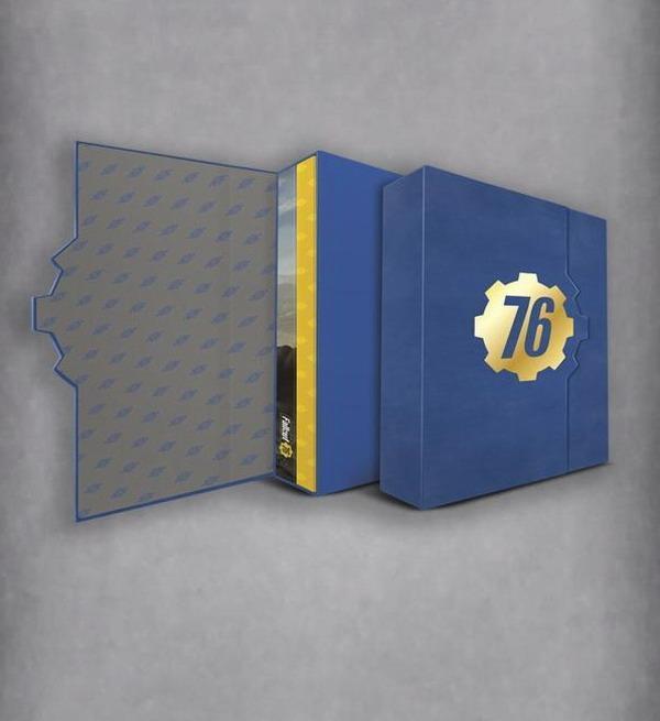 《辐射76》白金收藏版公布 不带游戏本体售价115美元