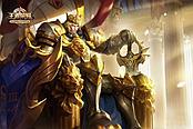 王者荣耀-新战士李信的技能是什么厉害吗?进场三种模型转变帅炸了