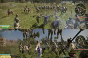 《真三国无双8》将追加双人分屏模式