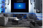 索尼授权Pbteen打造PS主题家具 全套1.4万元