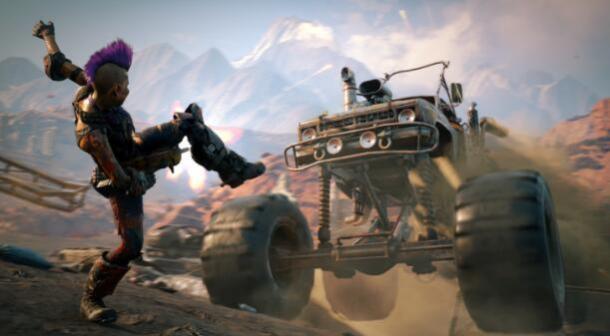 大作《狂怒2》新情报透露 纳米能力让游戏更加刺激