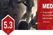《超杀行尸走肉》IGN 5.3分 剧情技术都欠缺