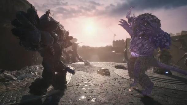 《鬼泣5》神秘角色V新情报 能召唤魔兽攻击敌人