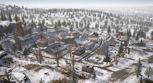 在侏罗纪公园吃鸡?绝地求生雪地模式上线 全新地图、玩法一览