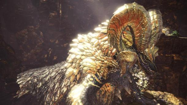《怪物猎人:世界》推全新DLC 还将与《巫师3》联动