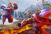 冰雪王國盛裝亮相,《王國紀元》新增趣味玩法
