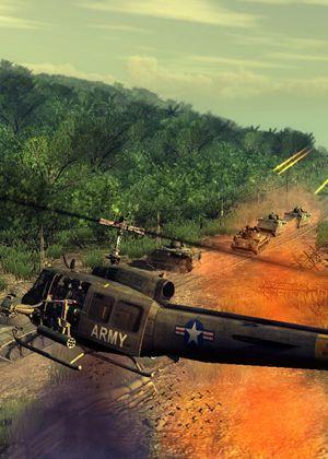 直升机突击中文版