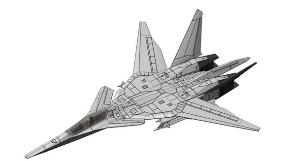 桌上极品!《皇牌空战7》联动日本模型老厂寿屋新模型计划启动