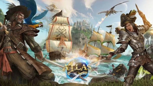 《Atlas》国外玩家被中国玩家虐惨 哭喊快推出亚服