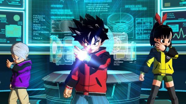 PC版《超级龙珠英雄:世界任务》确定4月5日登陆STEAM