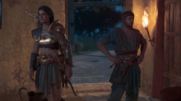 《刺客信条:奥德赛》DLC2强制性结局引发恶评狂潮