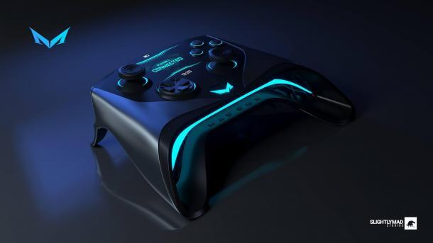 挑战PS4/XB1?《赛车计划》开发商公布主机设计新图