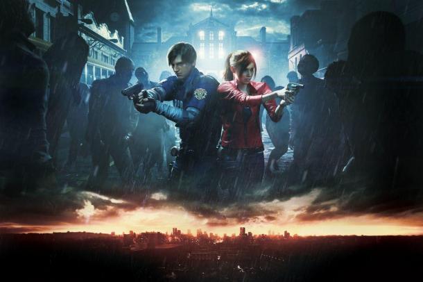 Steam销量排行榜 《生化危机2:重制版》占据一二三位置