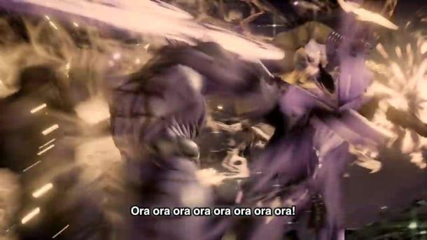 全新《Jump大乱斗》视频展示空条承太郎和迪奥
