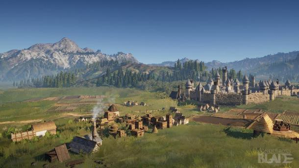 《战意》海外版《征服者之刃》进入封闭beta测试阶段