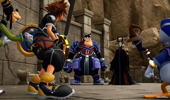 《王国之心3》口碑销量双丰收 登顶全球游戏销量冠军