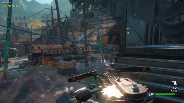 《孤岛惊魂:新曙光》开头19分钟演示 探索后启示录世界