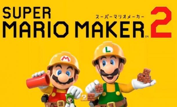 可以玩一辈子的《超级马里奥制造2》6月发售