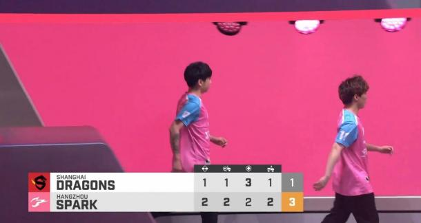 《守望先锋》联赛杭州队获首胜 上海龙0-41继续创连败记录