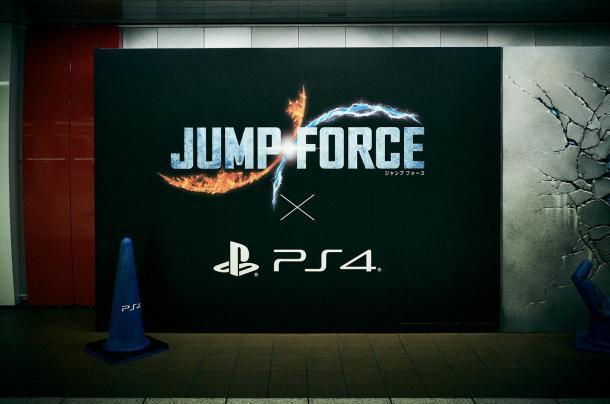 """为纪念《Jump大乱斗》发售 索尼与万代打造""""英雄墙"""""""