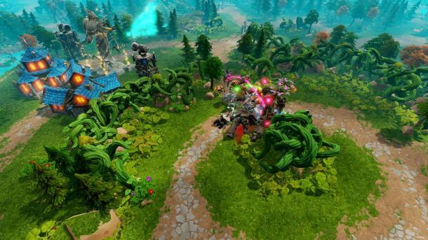 地牢经营游戏《地下城3》全新DLC 挑战丛林女皇