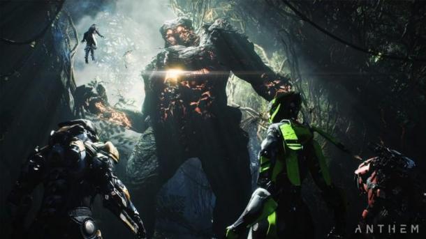 《圣歌》快速匹配选项 可能导致低级玩家乱入最终Boss战