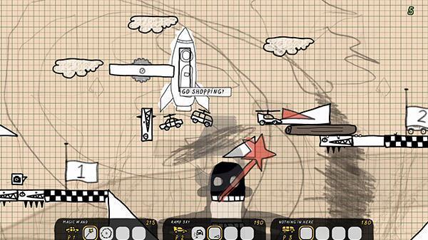 手绘风格竞速游戏《Fromto》面向Switch/PC公布