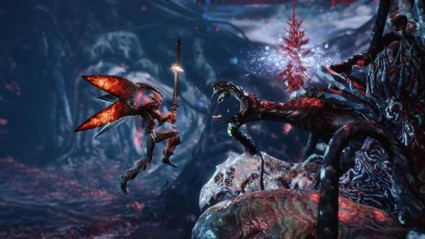 《鬼泣5》PC版海量最高画质截图 序章和开场动画欣赏