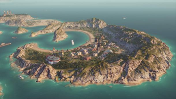 《海岛大亨6》开放性测试 两天时间免费畅玩
