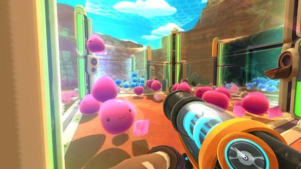 史莱姆经营游戏《史莱姆牧场》限时免费提供游玩