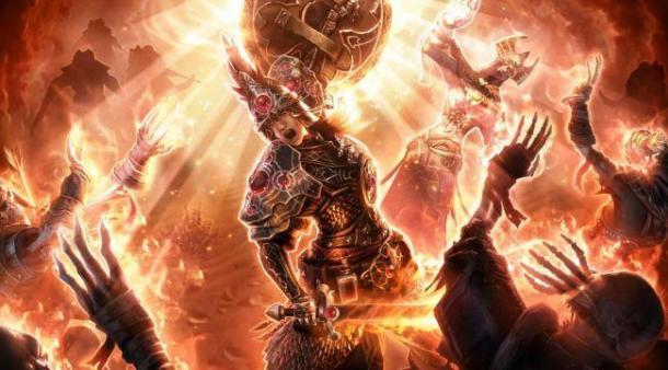 """《恐怖黎明》""""被遗忘的众神""""DLC发售日公布"""