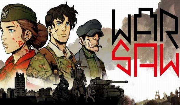 二战策略新作《华沙》新预告 波兰人民奋起反抗纳粹