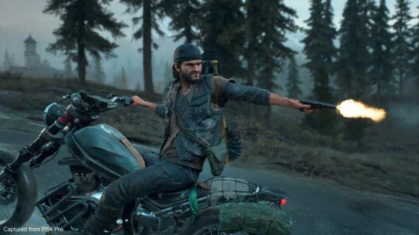 这真的是一款骑摩托模拟器 《往日不再》新截图公布