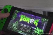 Switch《恐龙猎人》实机操作视频展示
