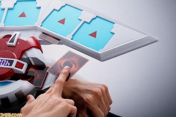 《游戏王》决斗盘实体预约 特别收录海马濑人语音