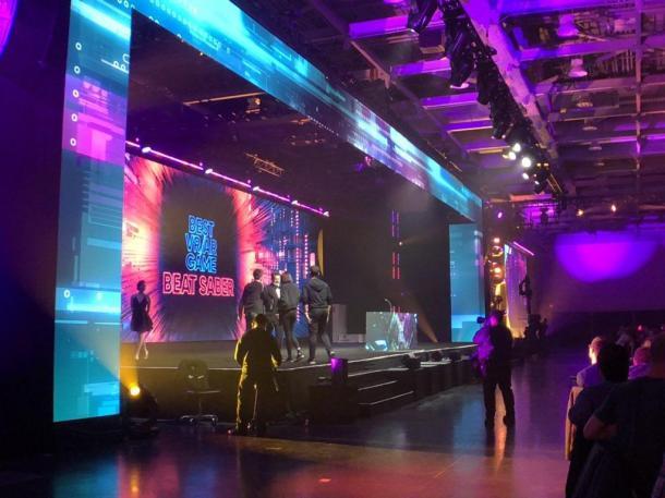 GDC 2019:最佳VR/AR游戏、玩家选择奖《节奏光剑》
