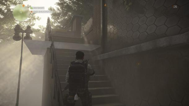 《全境封锁2》的奇幻楼梯:只能下,不能上