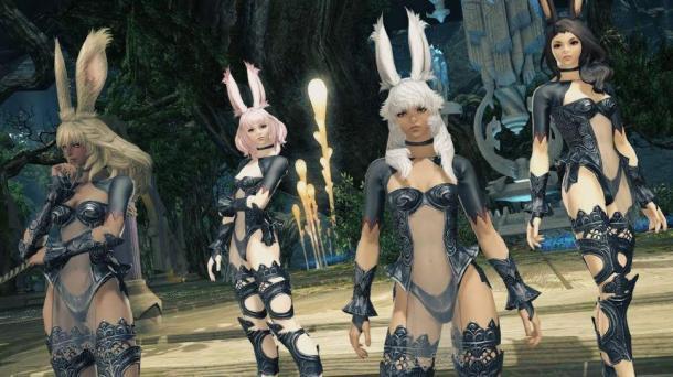 《最终幻想14》新种族性别锁定 玩家对此感到失望