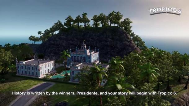 掌控全局 《海島大亨6》PC版上市宣傳片展示